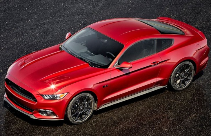 Ford Mustang 2016 06