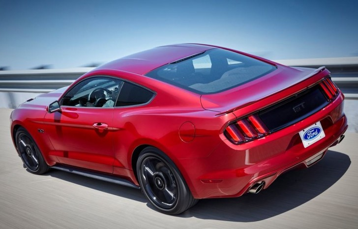 Ford Mustang 2016 09