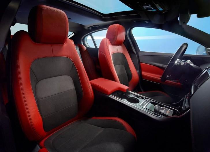 Jaguar XE S 2016 07