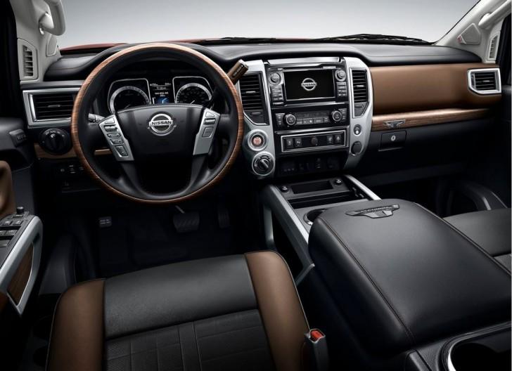 Nissan Titan XD 2016 16