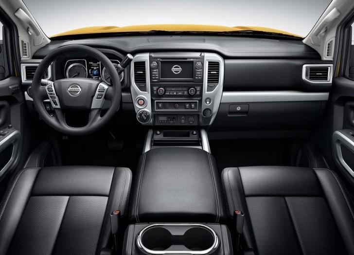 Nissan Titan XD 2016 17