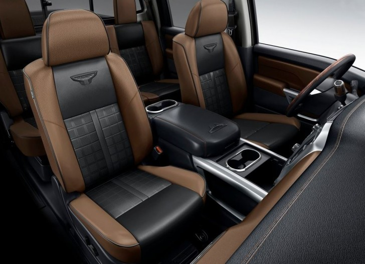 Nissan Titan XD 2016 18