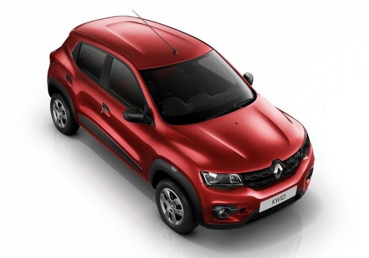 Renault Kwid 2016 06