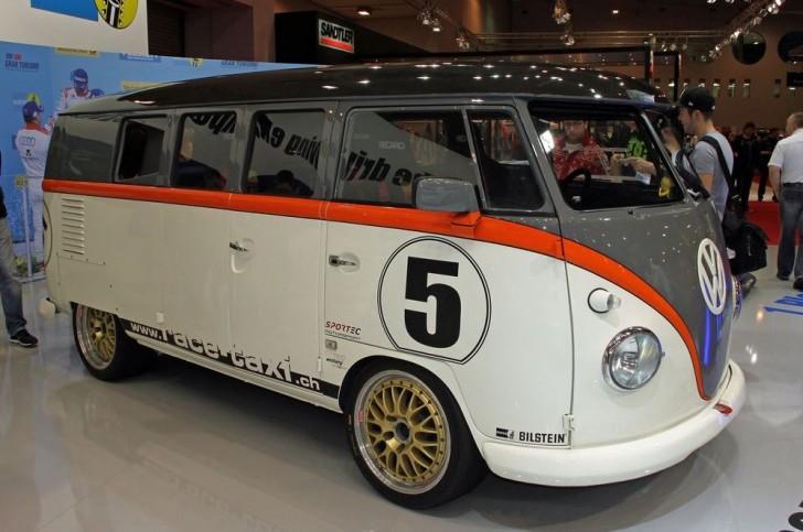 VW T1 Race Taxi 2015 07