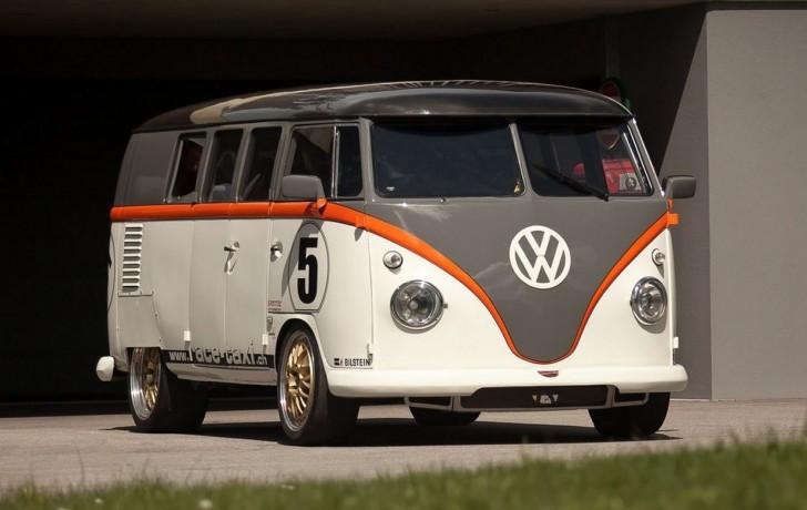 VW T1 Race Taxi 2015 08