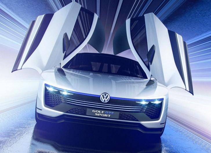 Volkswagen Golf GTE Sport Concept 2015 06