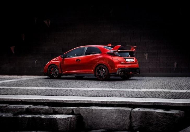 シビックタイプR red 02