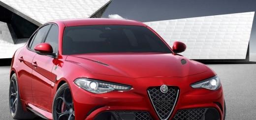 Alfa Romeo Giulia 2016 01