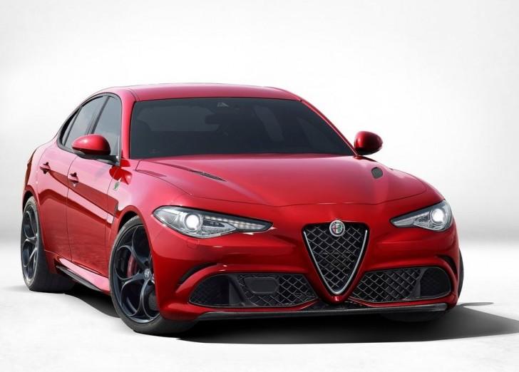 Alfa Romeo Giulia 2016 03