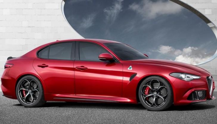 Alfa Romeo Giulia 2016 04