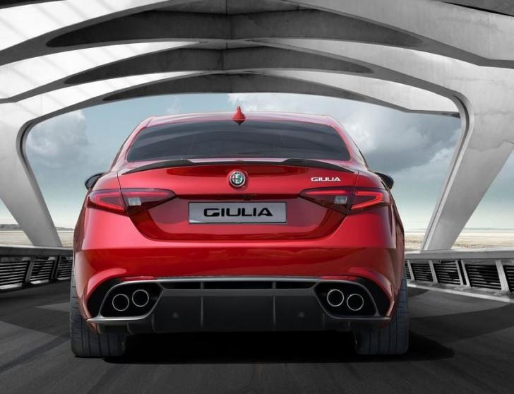 Alfa Romeo Giulia 2016 05