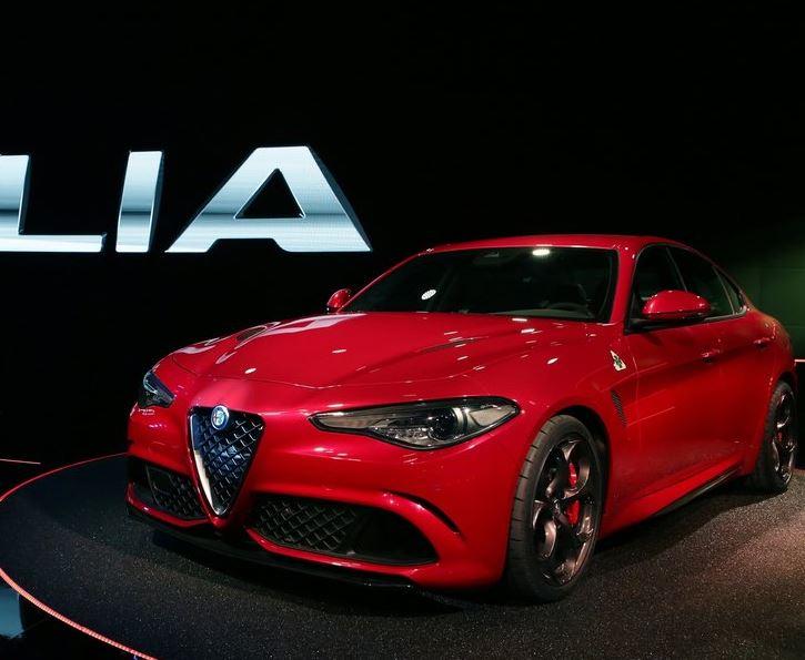 Alfa Romeo Giulia 2016 08