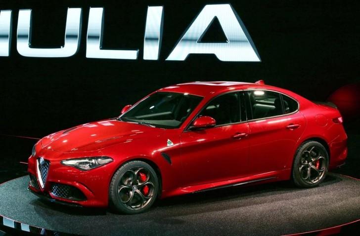 Alfa Romeo Giulia 2016 09