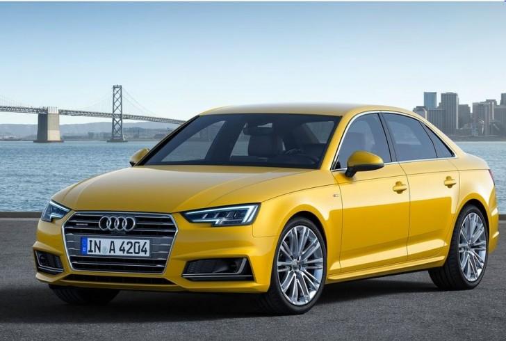 Audi A4 2016 02