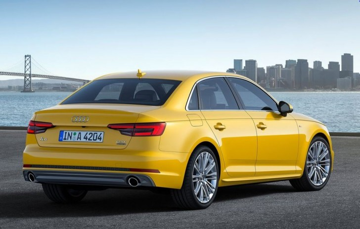 Audi A4 2016 03
