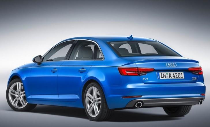 Audi A4 2016 06