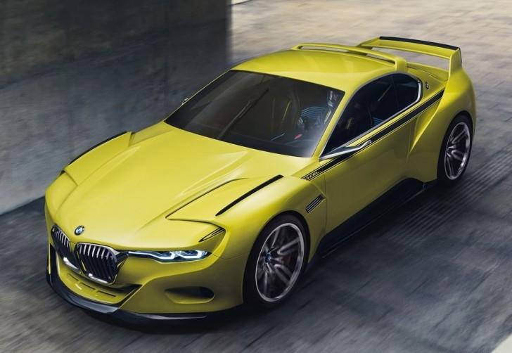 BMW 3.0 CSL Hommage Concept 2015 01
