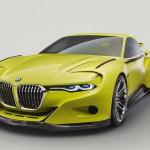 BMW「新型3.0 CSL Hommage Concept 2015」デザイン画像集