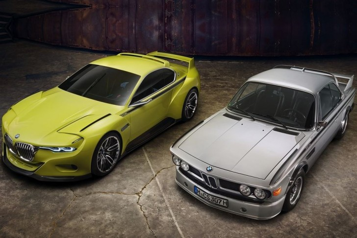 BMW 3.0 CSL Hommage Concept 2015 06