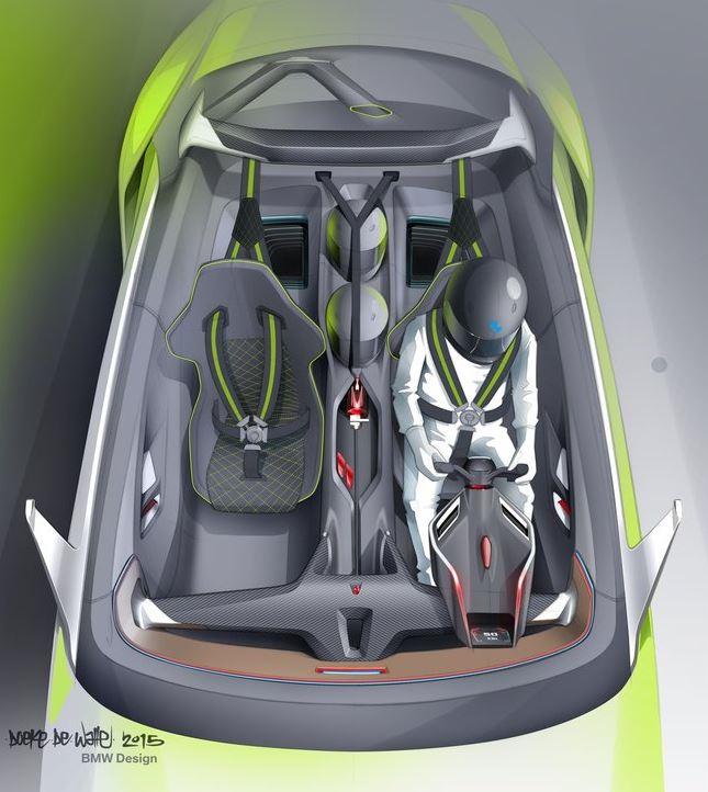 BMW 3.0 CSL Hommage Concept 2015 08