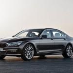 BMW「新型7-Series 2016」デザイン画像集