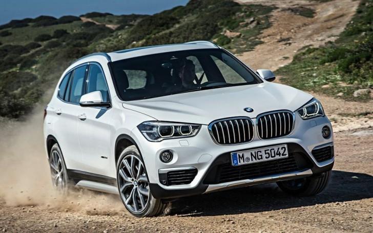 BMW X1 2016 01
