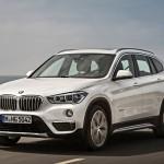 BMW 「新型X1 2016」デザイン画像集
