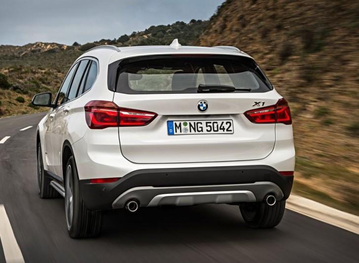 BMW X1 2016 05