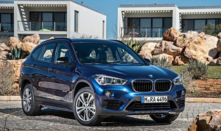 BMW X1 2016 06