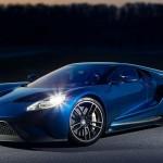 フォード「新型GT 2017」デザイン画像集