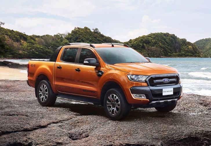 Ford Ranger Wildtrak 2016 00