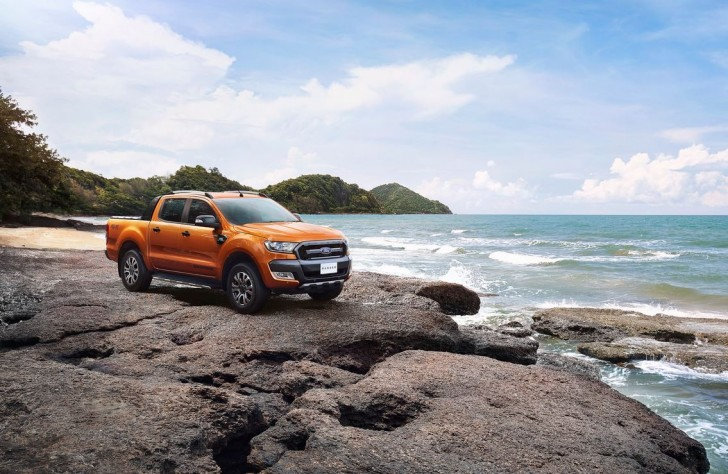 Ford Ranger Wildtrak 2016 01