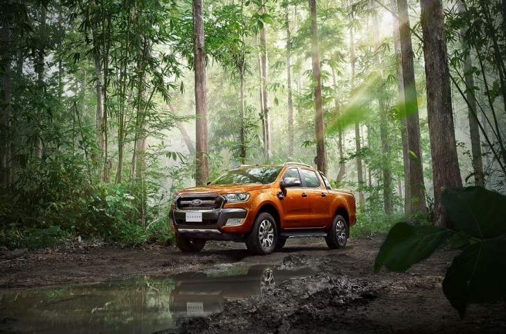 Ford Ranger Wildtrak 2016 02