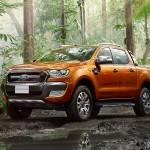 フォード「新型レンジャー・ワイルドトラック 2015」デザイン画像集