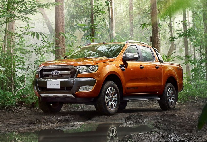 Ford Ranger Wildtrak 2016 03
