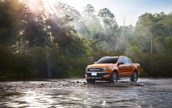 Ford Ranger Wildtrak 2016 04