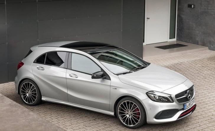 Mercedes-Benz A-Class 2016 01
