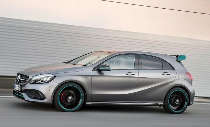 Mercedes-Benz A-Class 2016 04
