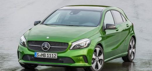 Mercedes-Benz A-Class 2016 06
