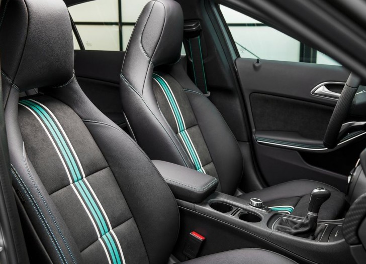 Mercedes-Benz A-Class 2016 08