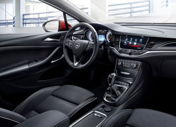 Opel Astra 2016 06