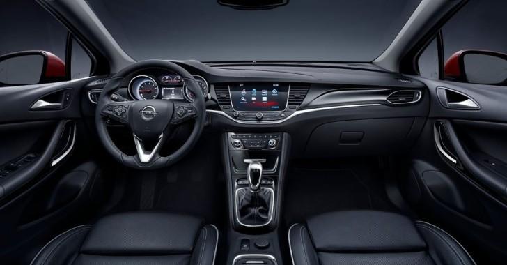 Opel Astra 2016 07