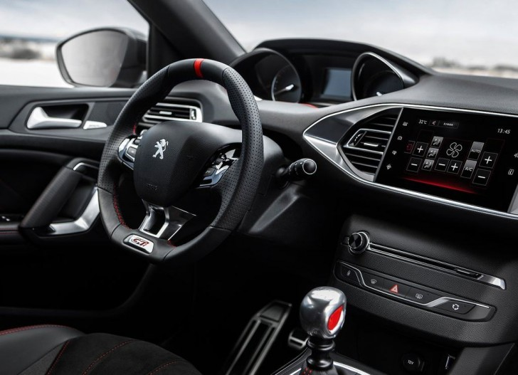 Peugeot 308 GTi 2016 10
