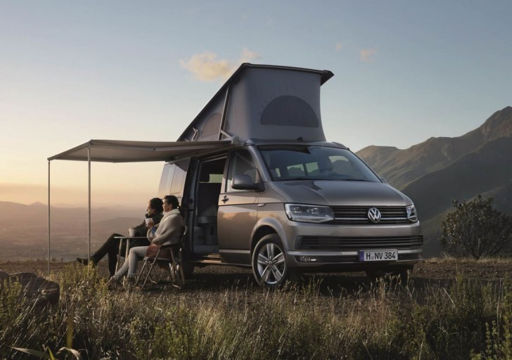 VW T6 california 00