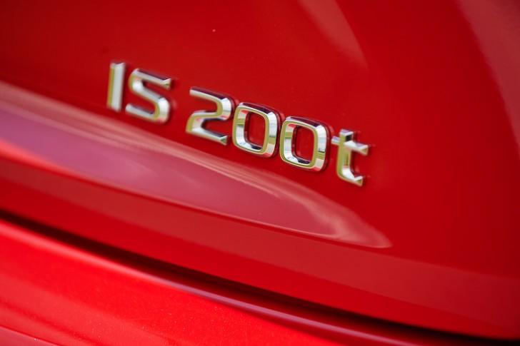 レクサス IS 200t 07