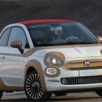"Fiat「新型500」:ローンチ記念""革張り""モデル"