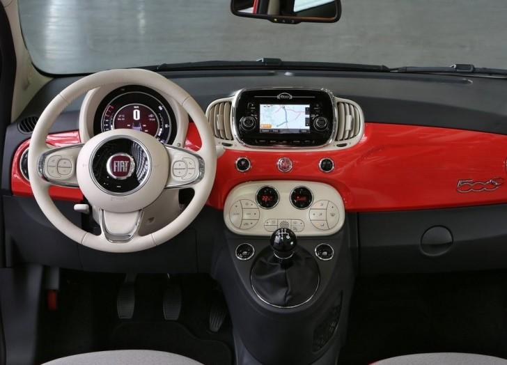 FIAT 500 2016 10