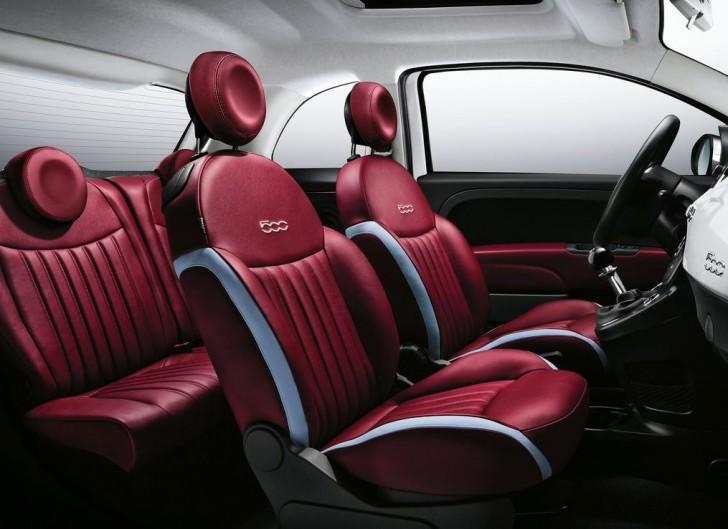 FIAT 500 2016 12