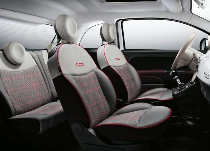 FIAT 500 2016 13
