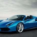 フェラーリ「新型488スパイダー2016」デザイン画像集